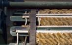 Wool machine