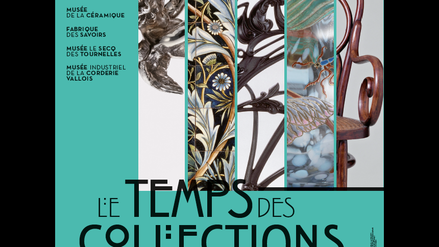 Le Temps des collections VI : Aux origines du design moderne